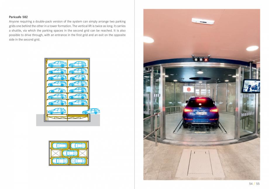 Pagina 28 - Sisteme de parcare auto WÖHR COMBILIFT 542, PARKLIFT 340, PARKLIFT 402, PARKLIFT...