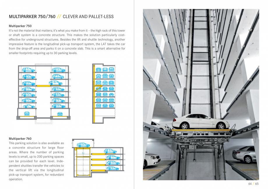 Pagina 33 - Sisteme de parcare auto WÖHR COMBILIFT 542, PARKLIFT 340, PARKLIFT 402, PARKLIFT...