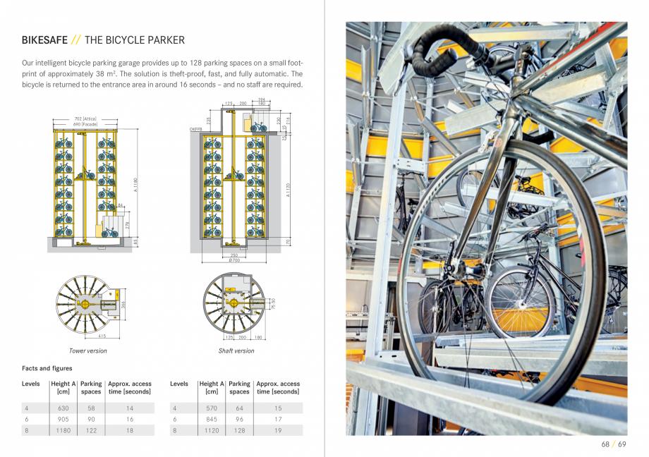 Pagina 35 - Sisteme de parcare auto WÖHR COMBILIFT 542, PARKLIFT 340, PARKLIFT 402, PARKLIFT...