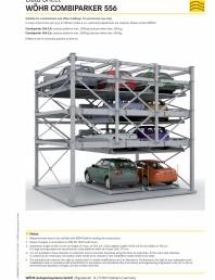 Sistem de parcare automat