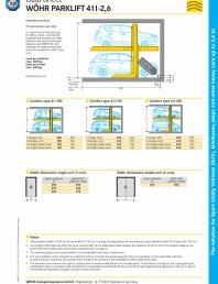 Sistem mecanic de parcare - 2.6