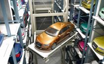 Sisteme de parcare auto Sistemele de parcare auto OTTO WOHR sunt solutii noi de parcare, proiectate pentru zonele inguste dintre cladiri si creaza pana la 23 de locuri de parcare.