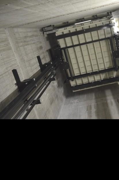Ascensoare pentru marfa - casa liftului Ascensoare pentru marfa