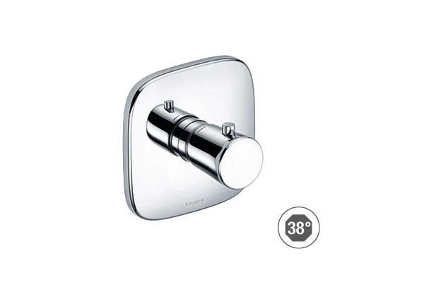 Baterie termostatata de dus, incastrata DN 20 - 537290575 KLUDI - Poza 5