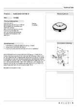 Accesorii pentru baterii de bucatarie KLUDI
