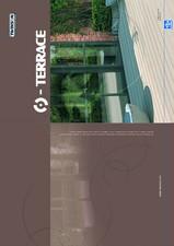 Modalitati de instalare profile din material compozit din lemn cu PVC, pentru terase, platforme si DECK DECEUNINCK