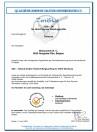 Certificat SKZ Twinson decking 2008-06 Holz-Polymer Decking profile