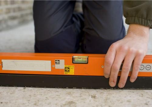 Executie, montaj Montaj pardoseli cu deck-uri din material compozit lemn cu PVC DECEUNINCK - Poza 6