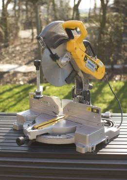 Executie, montaj Montaj pardoseli cu deck-uri din material compozit lemn cu PVC DECEUNINCK - Poza 12