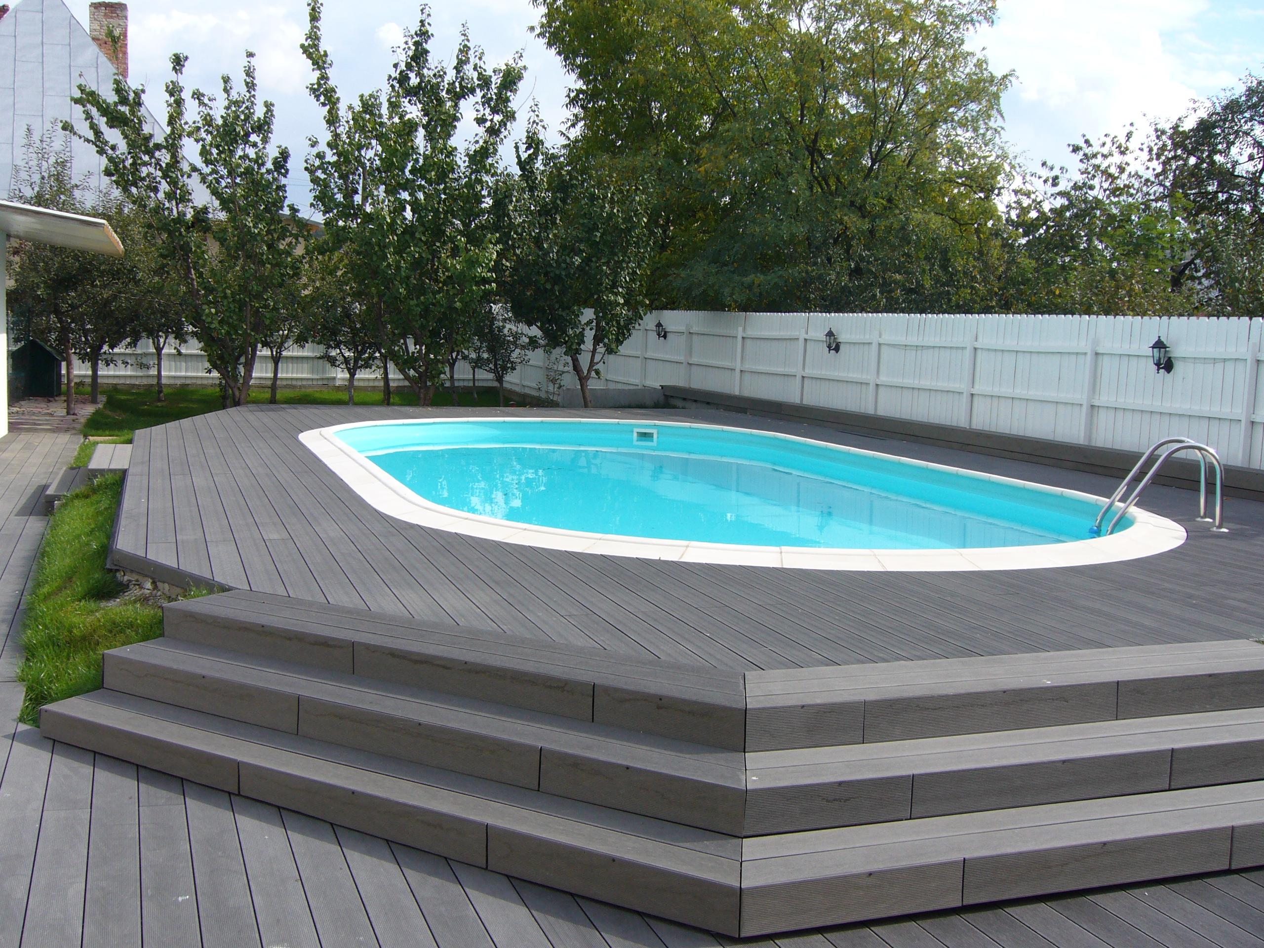 Pardoseli din material compozit lemn cu PVC, pentru terase, platforme si DECK DECEUNINCK - Poza 39