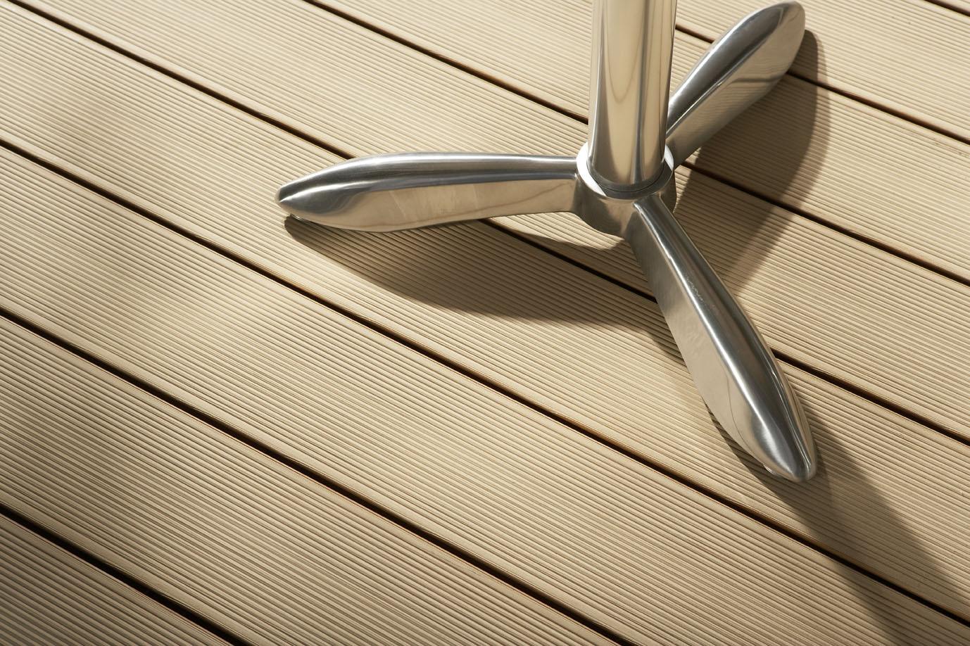 Profile din material compozit din lemn cu PVC, pentru terase, platforme si DECK DECEUNINCK - Poza 43