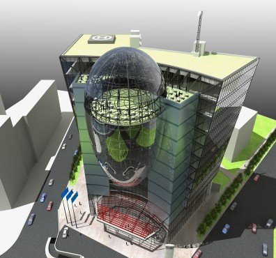 Lucrari, proiecte Aapadana center  - Poza 1