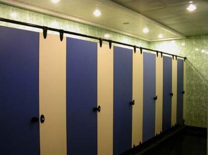 Placi HPL pentru compartimentari / Debo-Bathroom-Cubicle-System