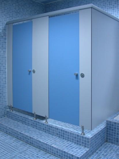 Placi HPL pentru compartimentari / Toilet-Partition