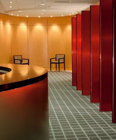 Folii HPL pentru decoratiuni interioare / hpl pentru decoratiuni interioare - Birouri Formica Corporation Cincinnati - ligna si Decometal.jpg