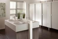 Plăci și panouri HPL pentru compartimentări sanitare sau interioare