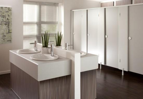 Plăci și panouri HPL pentru compartimentări sanitare sau interioare FORMICA
