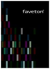 Placi ceramice pentru fatade ventilate - Faveton FAVETON