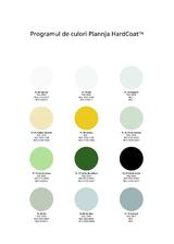 Programul de culori Plannja - HARD COAT PLANNJA