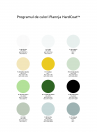 Programul de culori Plannja - HARD COAT