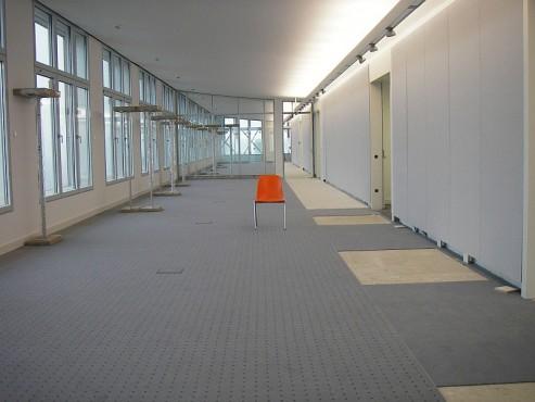 Pardoseli tehnice suprainaltate - Barmenia Wuppertal MERO - Poza 8