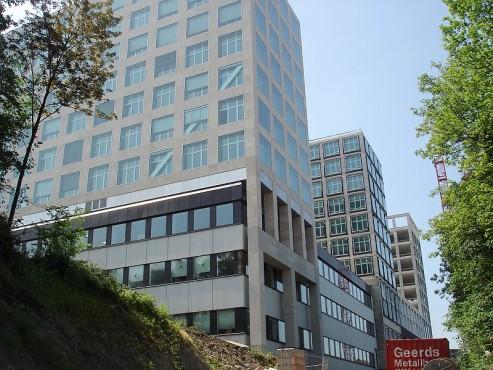 Pardoseli tehnice suprainaltate - Barmenia Wuppertal MERO - Poza 3