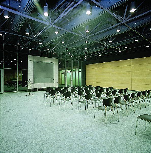 Pardoseli tehnice suprainaltate - Corporate Center Hoechst Frankfurt - Germania MERO - Poza 8