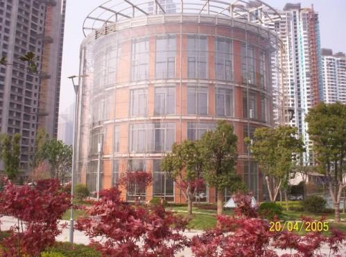 Pardoseli tehnice suprainaltate - Fortune Plaza Shanghai - China MERO - Poza 2