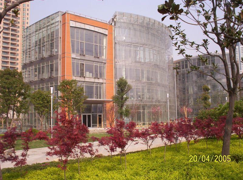 Pardoseli tehnice suprainaltate - Fortune Plaza Shanghai - China MERO - Poza 5