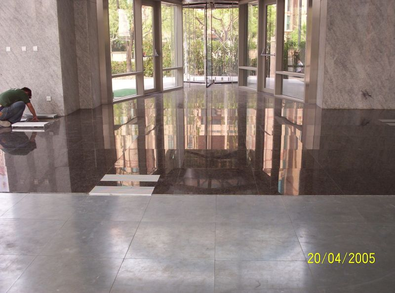 Pardoseli tehnice suprainaltate - Fortune Plaza Shanghai - China MERO - Poza 4