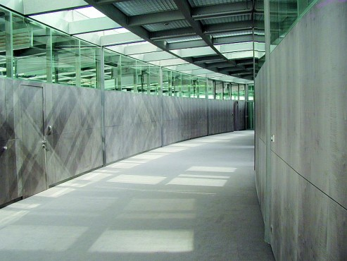 Pardoseli tehnice suprainaltate - Headquarter of Bayer Leverkusen Chicago IL - USA MERO - Poza 7