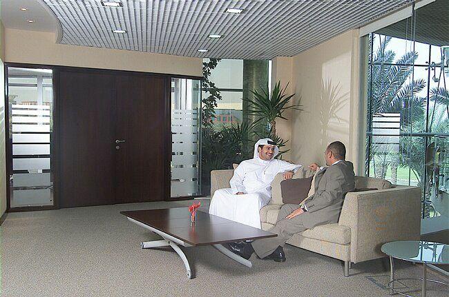 Pardoseli tehnice suprainaltate - Internet City - Dubai MERO - Poza 7