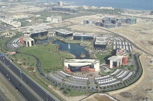Pardoseli tehnice suprainaltate - Internet City - Dubai MERO - Poza 5