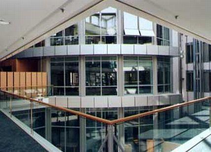 Pardoseli tehnice suprainaltate - MDR Radio Centre Halle - Germania MERO - Poza 4
