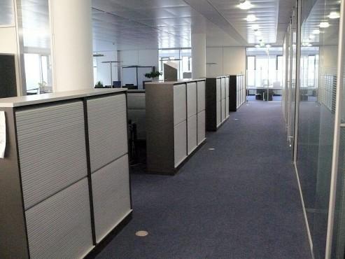 Pardoseli tehnice suprainaltate - Office Park Taunus Eschhborn - Germania MERO - Poza 2