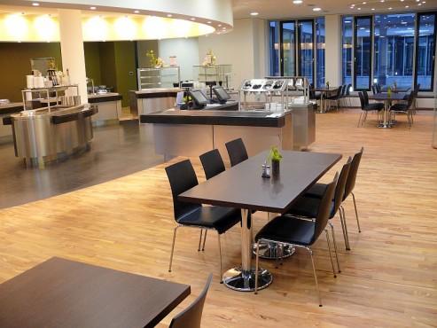 Pardoseli tehnice suprainaltate - Office Park Taunus Eschhborn - Germania MERO - Poza 1