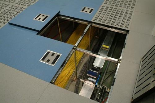 Pardoseli tehnice suprainaltate - SAP St. Leon-Rot - Germania MERO - Poza 2