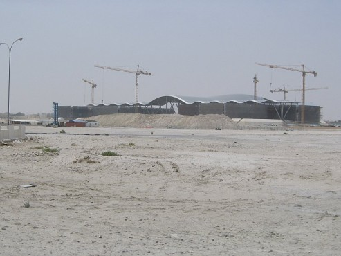 Pardoseli tehnice suprainaltate - Science&Technology Park Qatar Doha - Qatar MERO - Poza 2