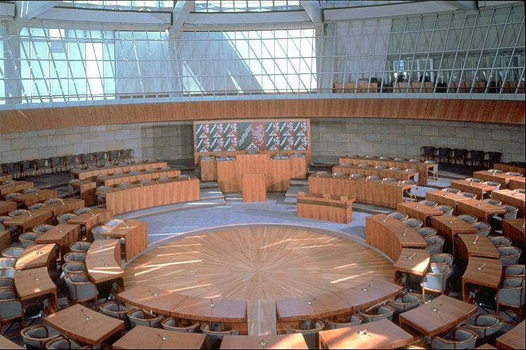 Pardoseli tehnice suprainaltate - State of parliament Duesseldorf - Germania MERO - Poza 3