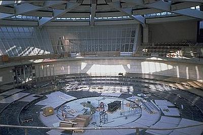 Pardoseli tehnice suprainaltate - State of parliament Duesseldorf - Germania MERO - Poza 1