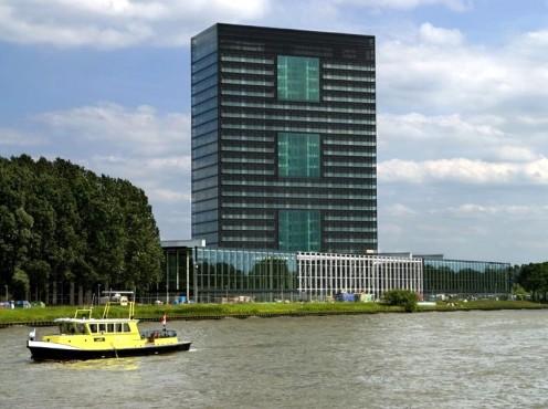 Pardoseli tehnice suprainaltate - Westraven Uretecht the Netherlands MERO - Poza 3