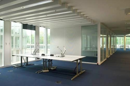Pardoseli tehnice suprainaltate - Westraven Uretecht the Netherlands MERO - Poza 1