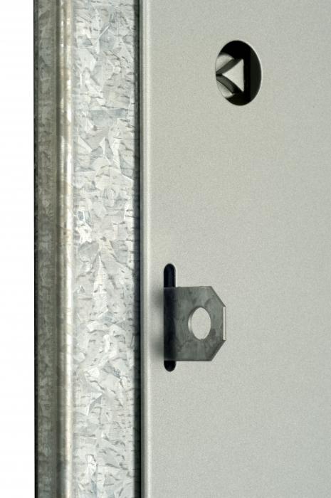 Usi metalice multifunctionale ANDREU - Poza 1