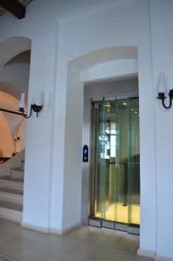 Lucrari, proiecte Ascensor panoramic - Hotel ALBA IULIA ELMAS - Poza 1