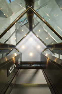 Lucrari, proiecte Ascensor panoramic - Cladire de birouri - BRASOV ELMAS - Poza 3