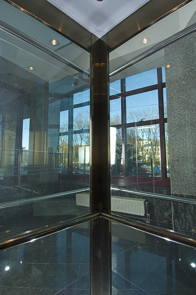 Ascensor panoramic - Cladire de birouri - BRASOV ELMAS - Poza 2