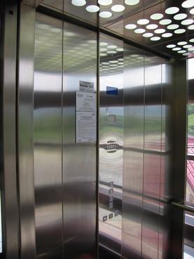 Lucrari, proiecte Ascensor panoramic - Complex hotelier - BRASOV ELMAS - Poza 3