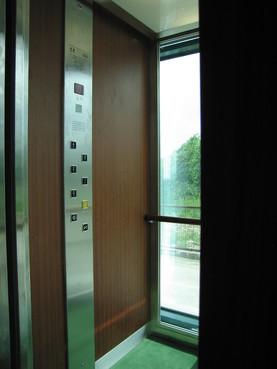 Lucrari, proiecte Ascensor panoramic - Hotel - BRAN ELMAS - Poza 2