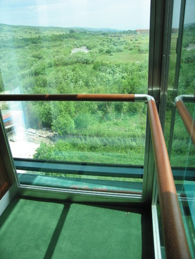 Lucrari, proiecte Ascensor panoramic - Hotel - BRAN ELMAS - Poza 1