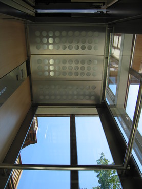 Lucrari, proiecte Ascensor panoramic - Hotel - BRASOV ELMAS - Poza 3